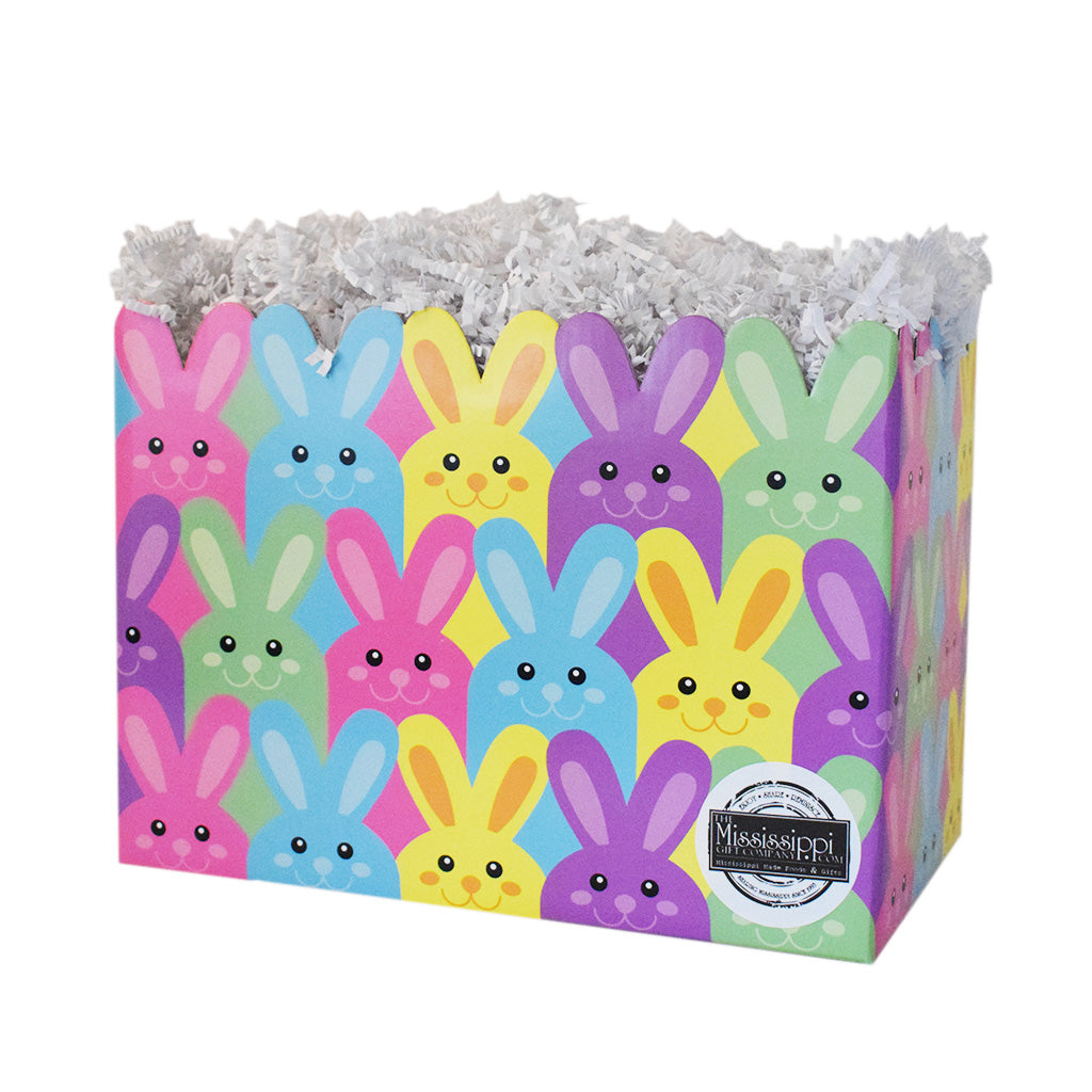 Unfilled Large Happy Easter Box