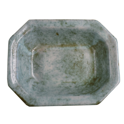 Large Rectangle Bowl Jade - TheMississippiGiftCompany.com