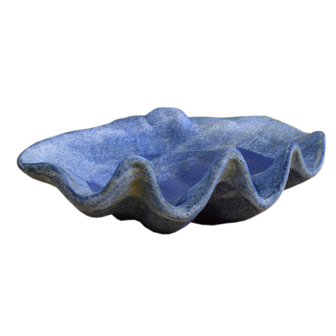 Large Shell Blue - TheMississippiGiftCompany.com