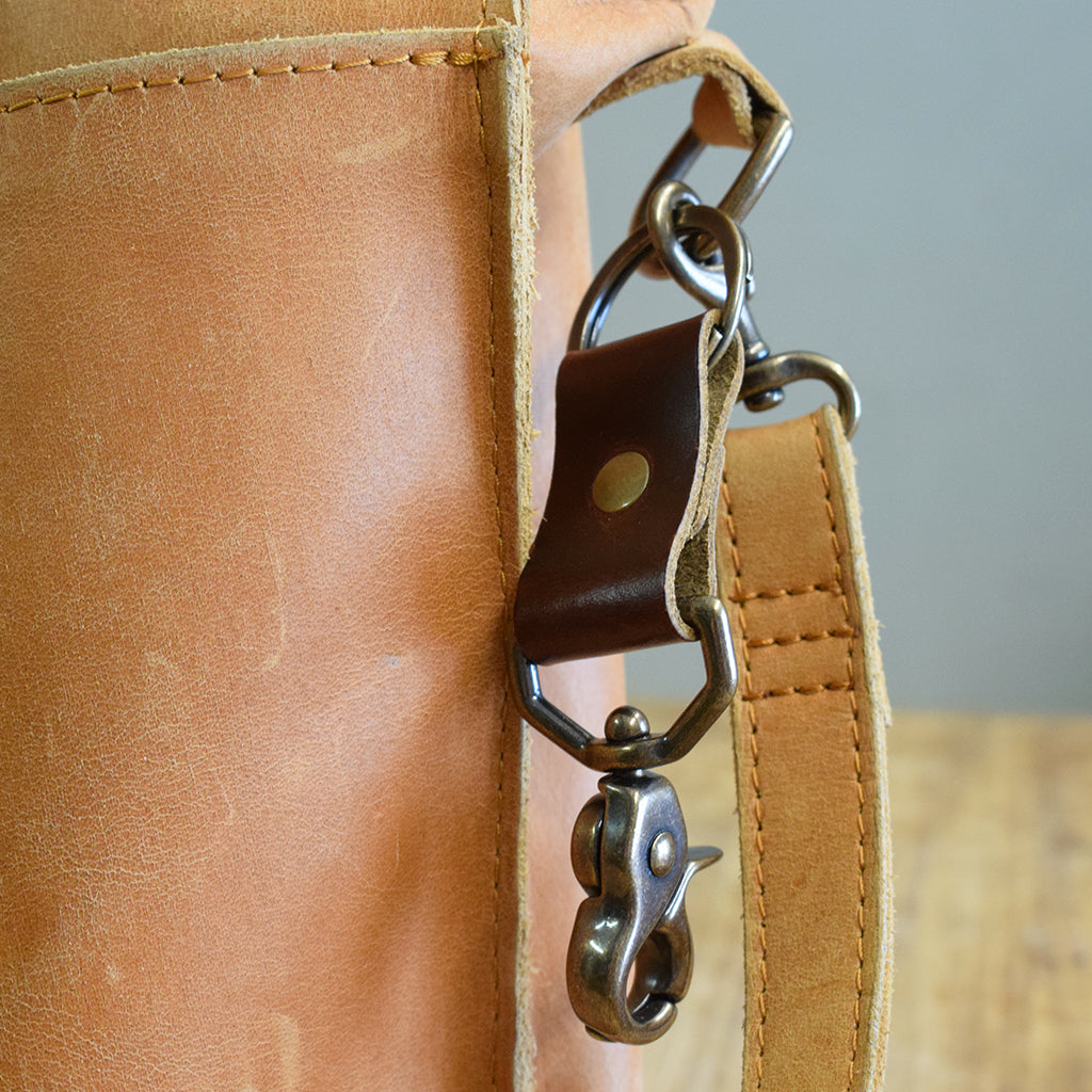 Leather Key Hook