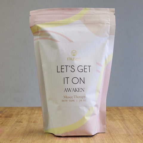 Let's Get it On Bath Soak - TheMississippiGiftCompany.com