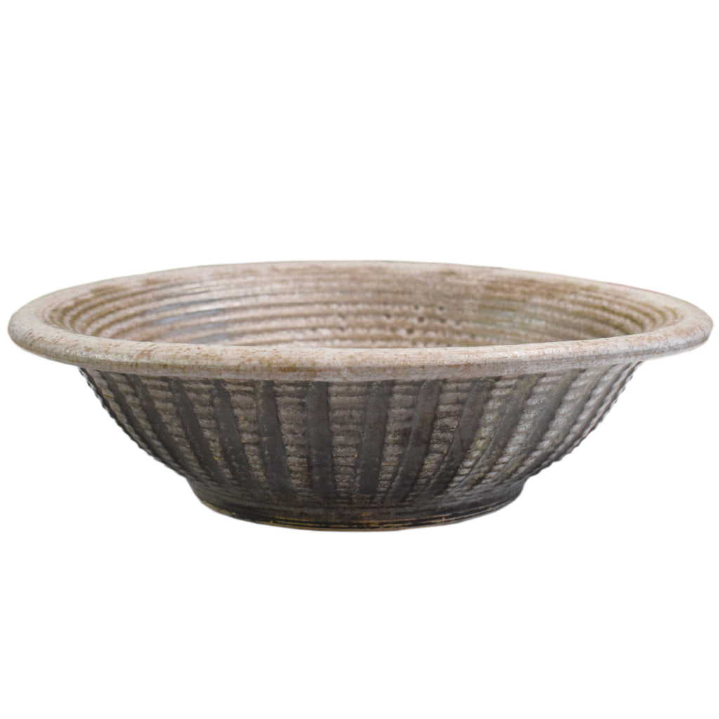 Large Fruit Bowl Nutmeg