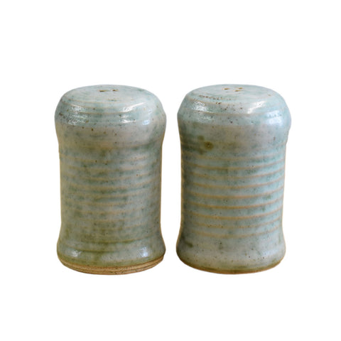 Jade Salt and Pepper