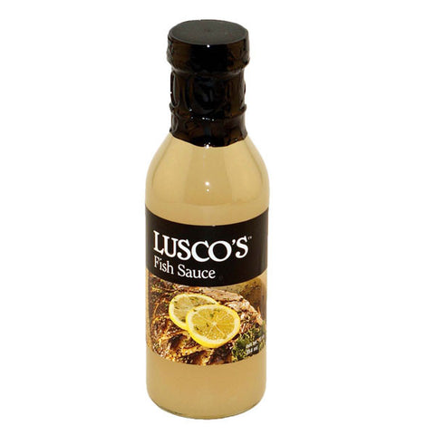 Lusco's Fish Sauce - TheMississippiGiftCompany.com