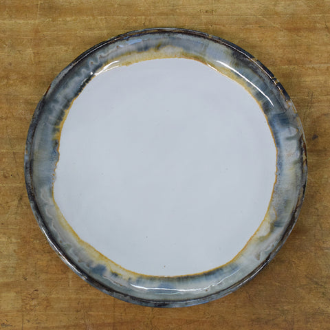 Townhouse Magnolia Round Dinner Plate