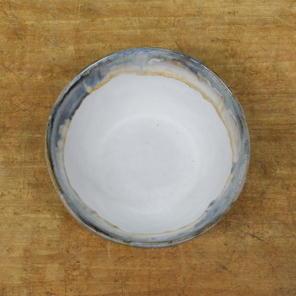 Townhouse Magnolia Cereal Bowl - TheMississippiGiftCompany.com