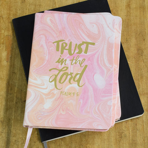 Trust in the Lord Prayer and Purpose Journal