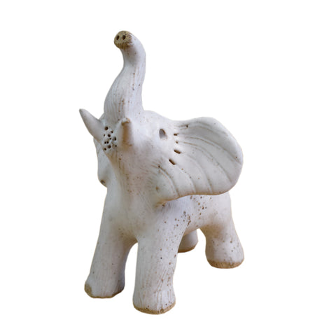 Medium Elephant White