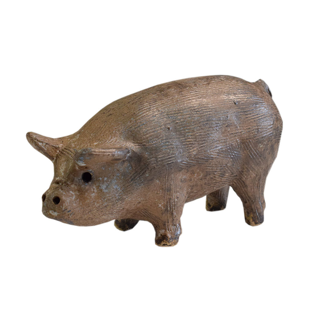 Medium Pig Nutmeg - TheMississippiGiftCompany.com