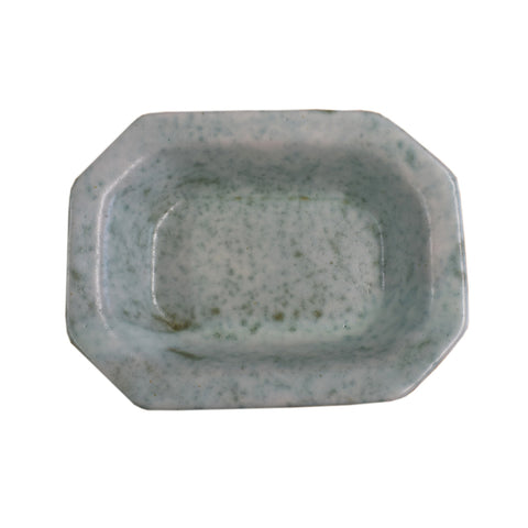 Medium Rectangle Bowl Jade - TheMississippiGiftCompany.com