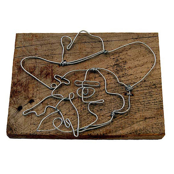 Wire Mini Rebel - TheMississippiGiftCompany.com