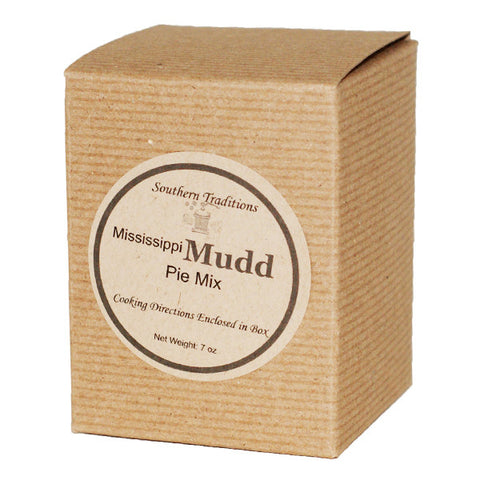 Mississippi Mud Pie Mix - TheMississippiGiftCompany.com