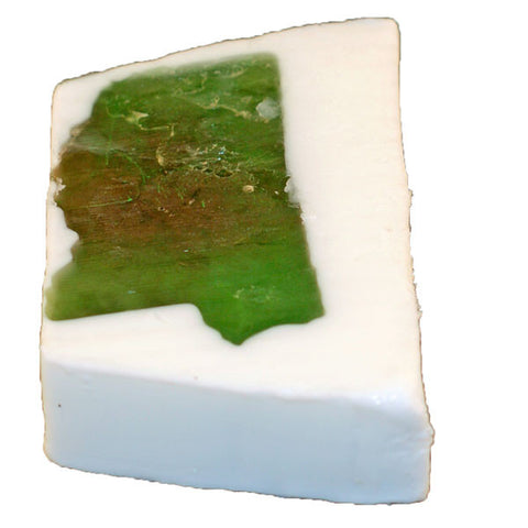 Mississippi Shaped Soap - TheMississippiGiftCompany.com