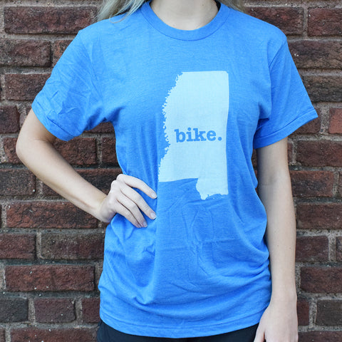 Mississippi Bike Home Tee