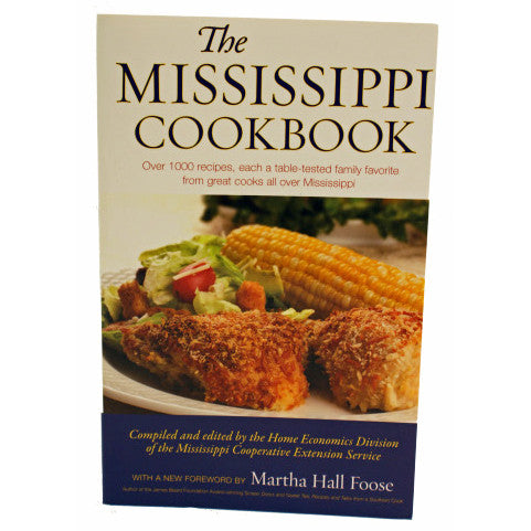 The Mississippi Cookbook - TheMississippiGiftCompany.com