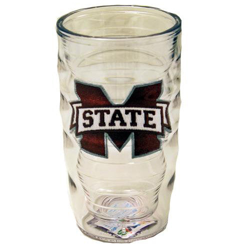 MSU 10oz Wavy Tervis Tumbler - TheMississippiGiftCompany.com
