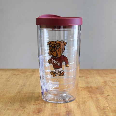 MSU 16oz Vault Collection Tervis Tumbler