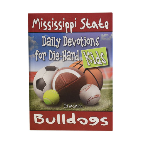 Daily Devotions for Die Hard Kids- MSU - TheMississippiGiftCompany.com