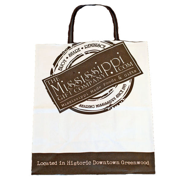 Mississippi Gift Co. Gift Bag Unfilled- Small - TheMississippiGiftCompany.com