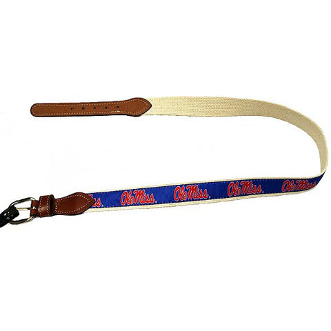 Ole Miss Adult Belts - TheMississippiGiftCompany.com
