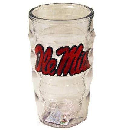 Ole Miss 10oz Wavy Tervis Tumbler - TheMississippiGiftCompany.com