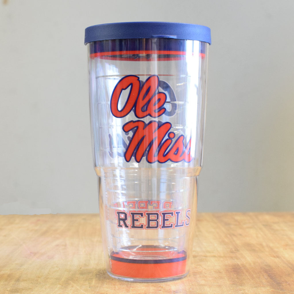 Tervis Tumbler Ole Miss Tradition 24oz