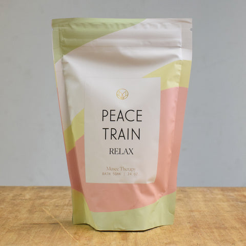 Peace Train Bath Soak - TheMississippiGiftCompany.com