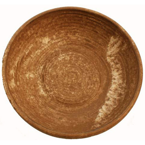 Small Gumbo Bowl Nutmeg - TheMississippiGiftCompany.com