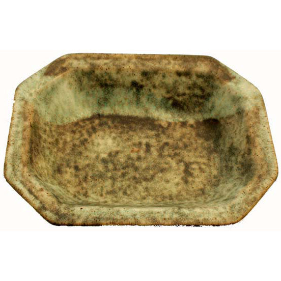 Small Rectangle Dish Jade - TheMississippiGiftCompany.com