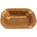 Rectangle Soap Dish Nutmeg - TheMississippiGiftCompany.com