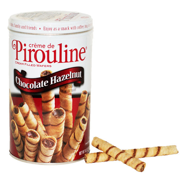 Creme de Pirouline 14oz Tin - TheMississippiGiftCompany.com