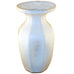 "12"" Plain Jar Vase White - TheMississippiGiftCompany.com"