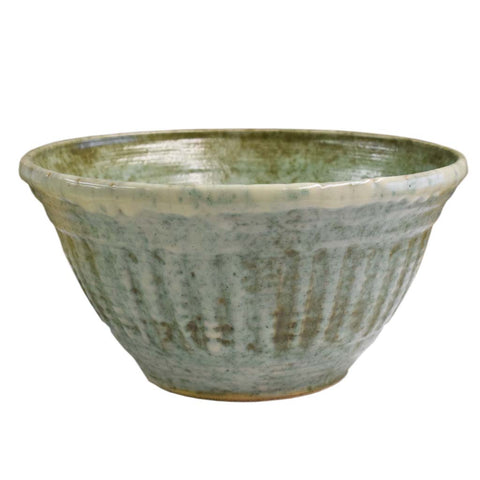 Punch Bowl Large Jade - TheMississippiGiftCompany.com