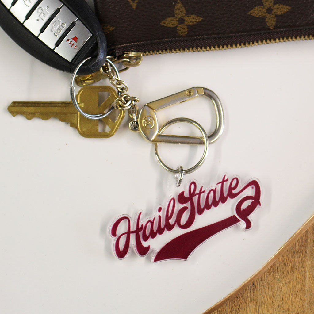 Hail State Sword  Key Chain