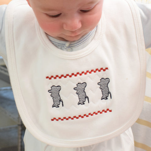 Rebel Bib - TheMississippiGiftCompany.com