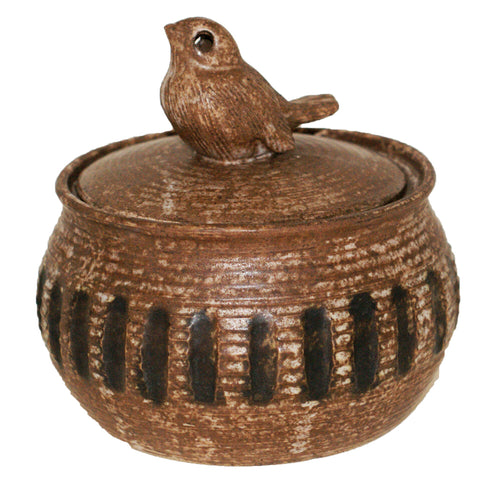 Casserole Dish with Lid Nutmeg - TheMississippiGiftCompany.com