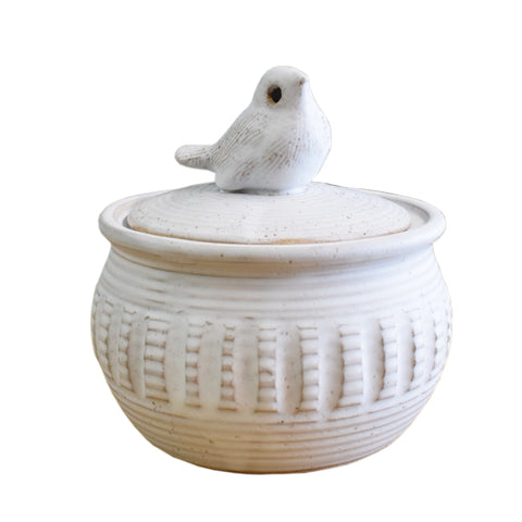 Casserole Dish with Lid White - TheMississippiGiftCompany.com