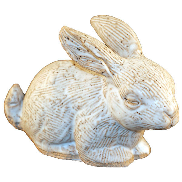 Scooter Rabbit White - TheMississippiGiftCompany.com