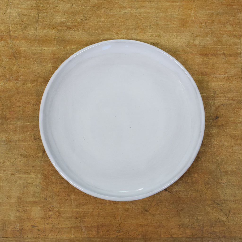 Townhouse Simply White Salad Plate - TheMississippiGiftCompany.com