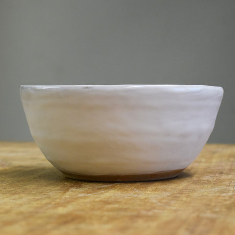 Townhouse Simply White Cereal Bowl - TheMississippiGiftCompany.com