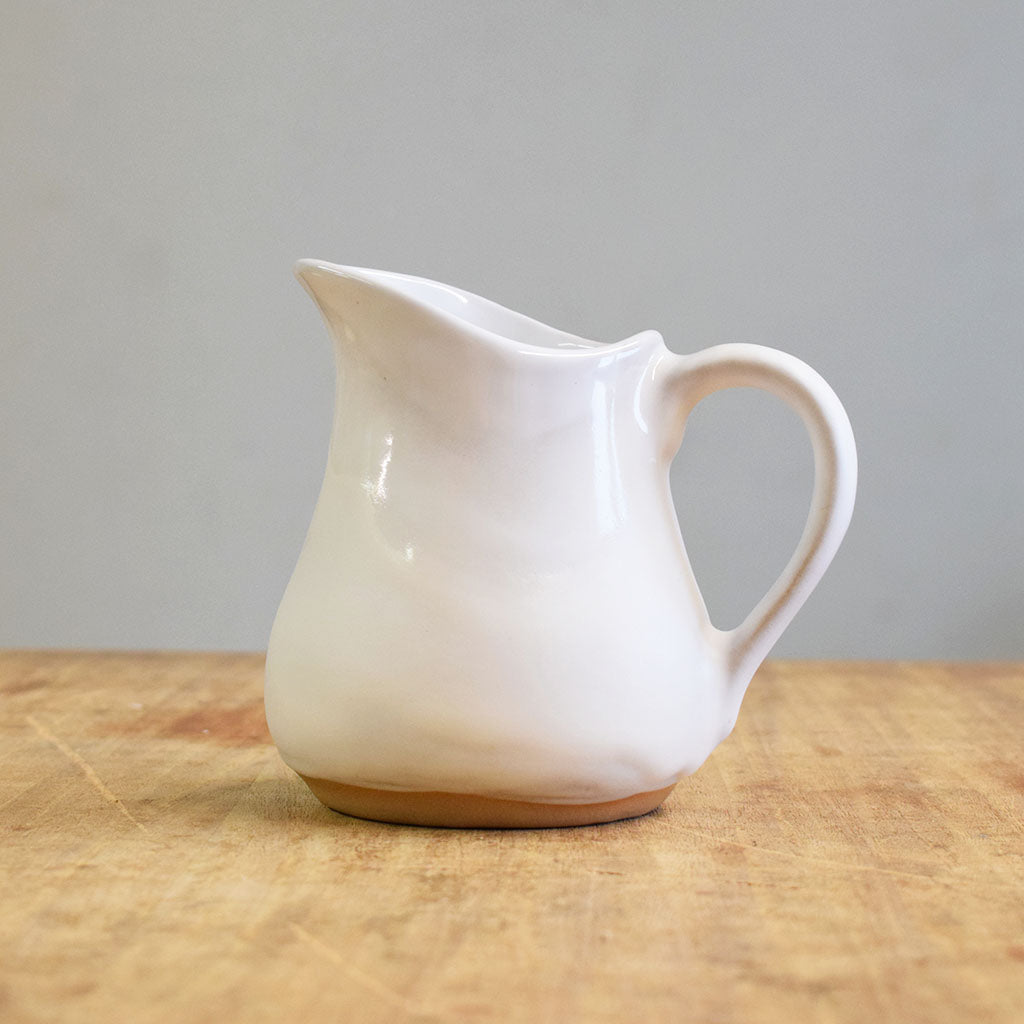 Simply White Creamer - TheMississippiGiftCompany.com