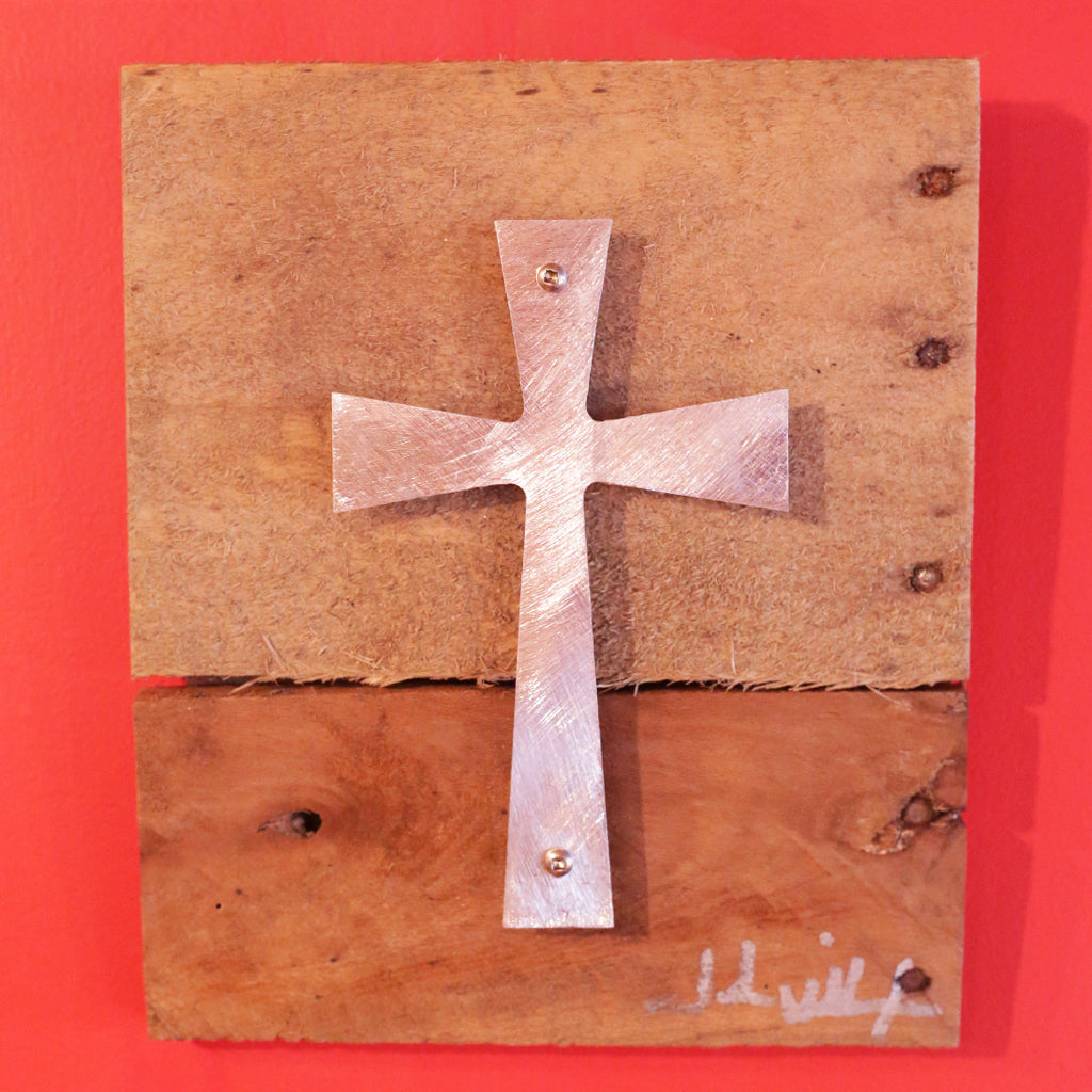 John Willcoxon Small Cross - TheMississippiGiftCompany.com