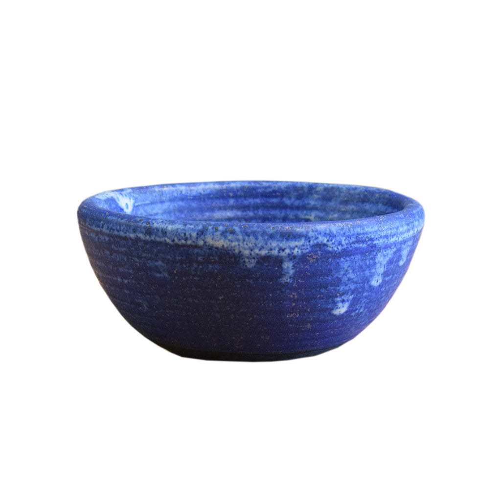 Small Fruit Bowl Blue