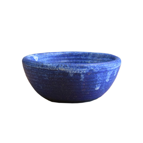 Small Fruit Bowl Blue - TheMississippiGiftCompany.com