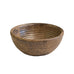 Small Fruit Bowl Nutmeg - TheMississippiGiftCompany.com