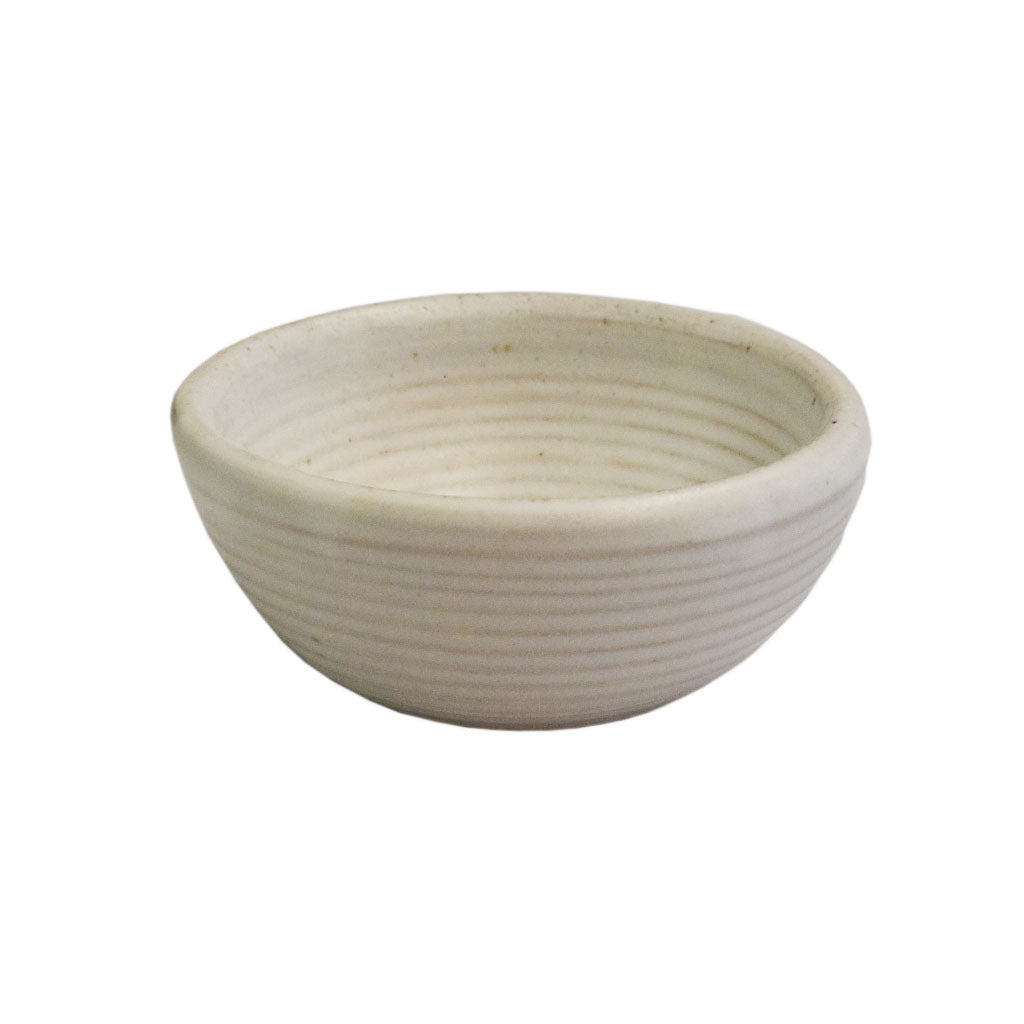 Small Fruit Bowl White