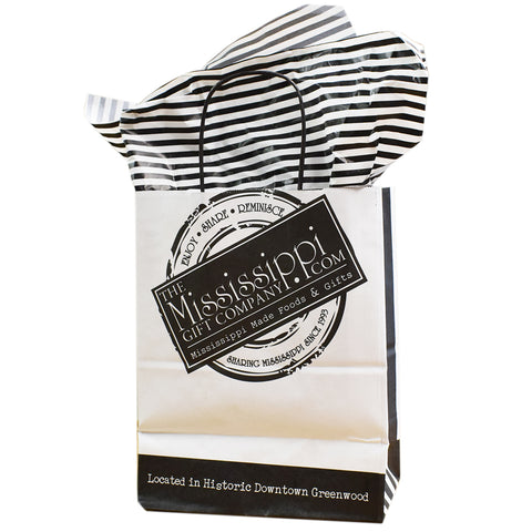 Mississippi Gift Co. Gift Bag Unfilled- Small