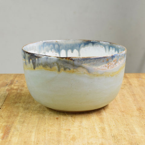 Small Mixing Bowl Peaceful - TheMississippiGiftCompany.com