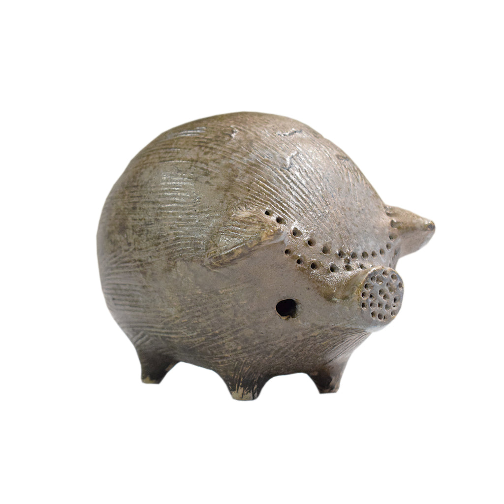 Small Pig Nutmeg - TheMississippiGiftCompany.com