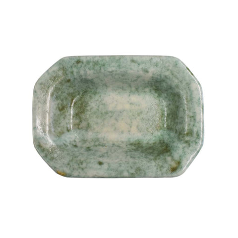 Small Rectangle Bowl Jade - TheMississippiGiftCompany.com